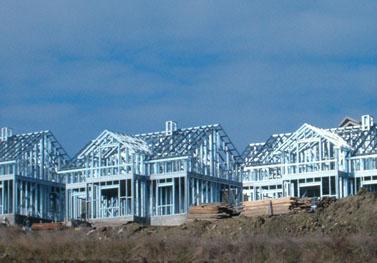 Maisons en bande ossature m tallique for Ossature acier